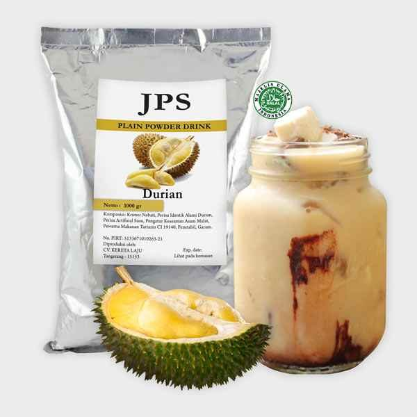 ... Bubuk Minuman JPS Rasa Choco Caramel Mix 1 kilogram. Source · durian